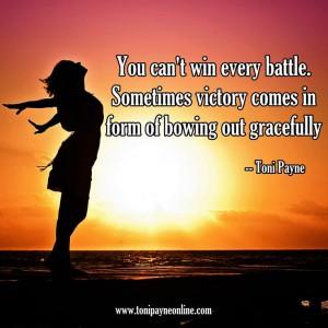 wining or losing